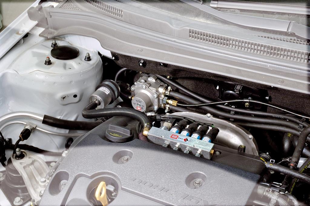 profesjonalny montaż samochodowych instalacji gazowych renomowanej włoskiej marki BRC